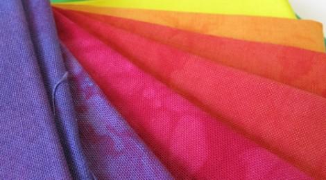 Color Wheel in Cotton