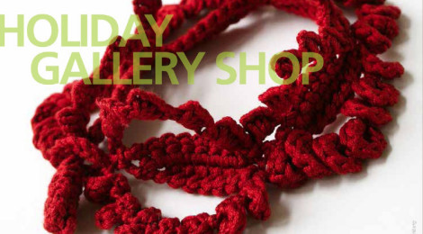 Now Open: Holiday Gallery Shop