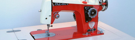 The Allure of a Fine Quality Older Sewing Machine