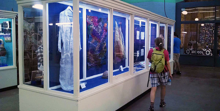 Textile Center at the 2016 Minnesota State Fair
