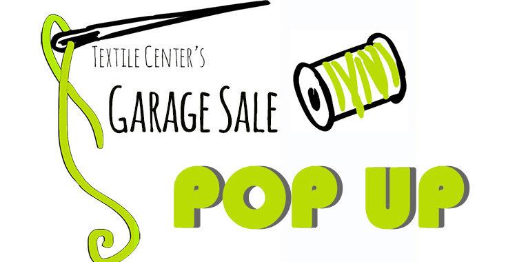 Garage Sale Pop Up • October 14-15