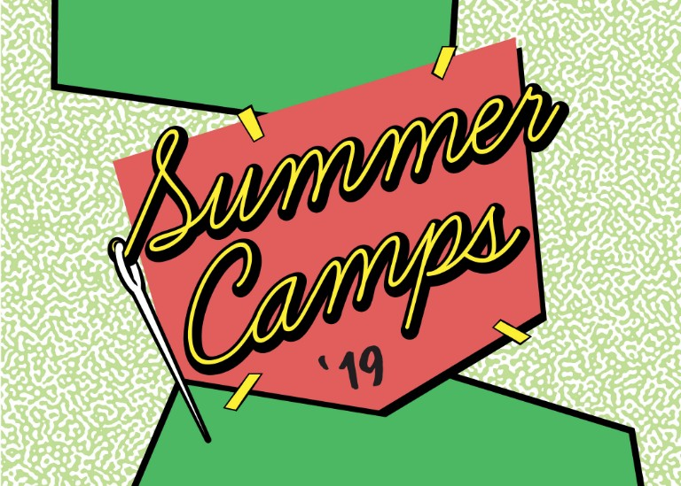 Summer Camps 2019 Information – Textile Center