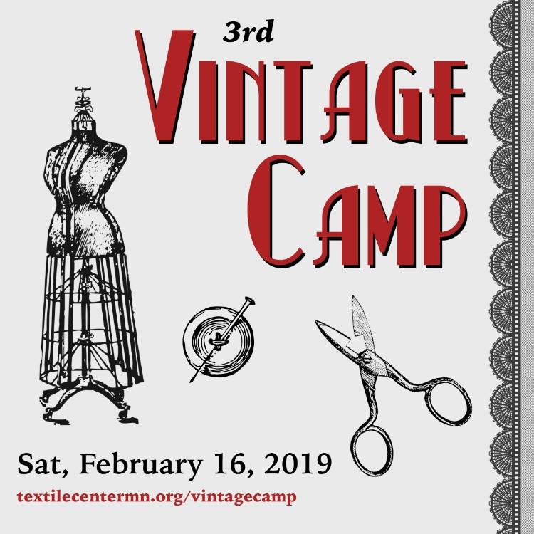 Vintage Camp – Textile Center