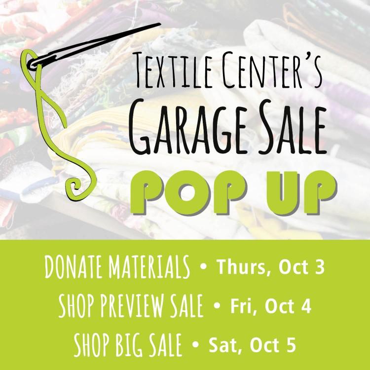 Textile Center – A National Center for Fiber Art